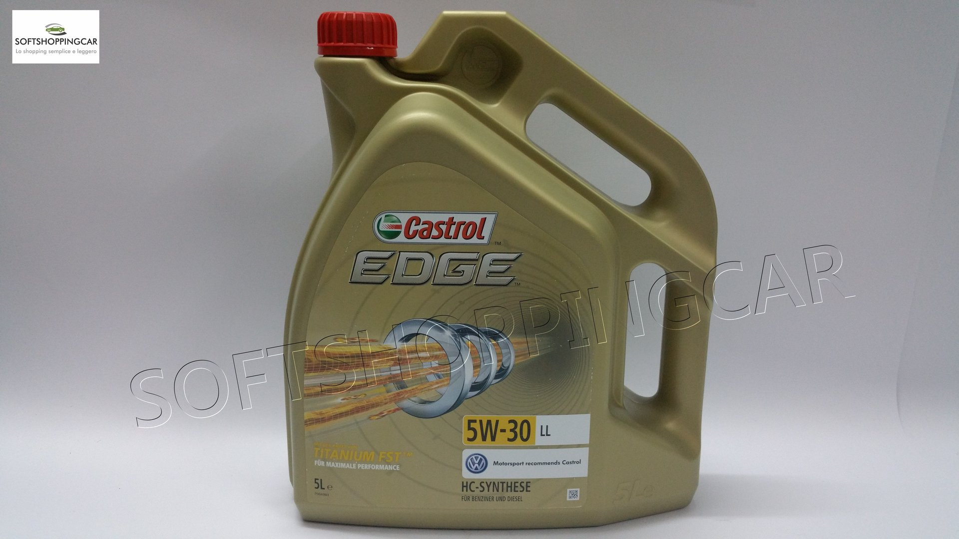 olio castrol edge titanium fst 5w30 long life 5litri softshoppingcar. Black Bedroom Furniture Sets. Home Design Ideas