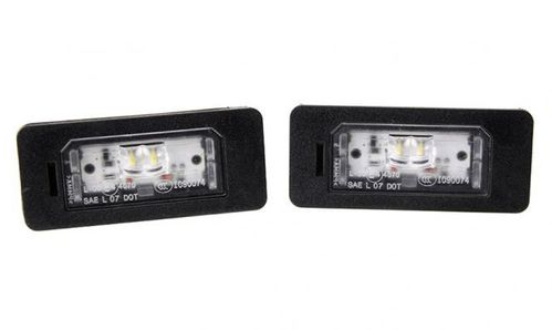 Set luci led targa posteriori originali Bmw E82/E90/E84 (63267193293)