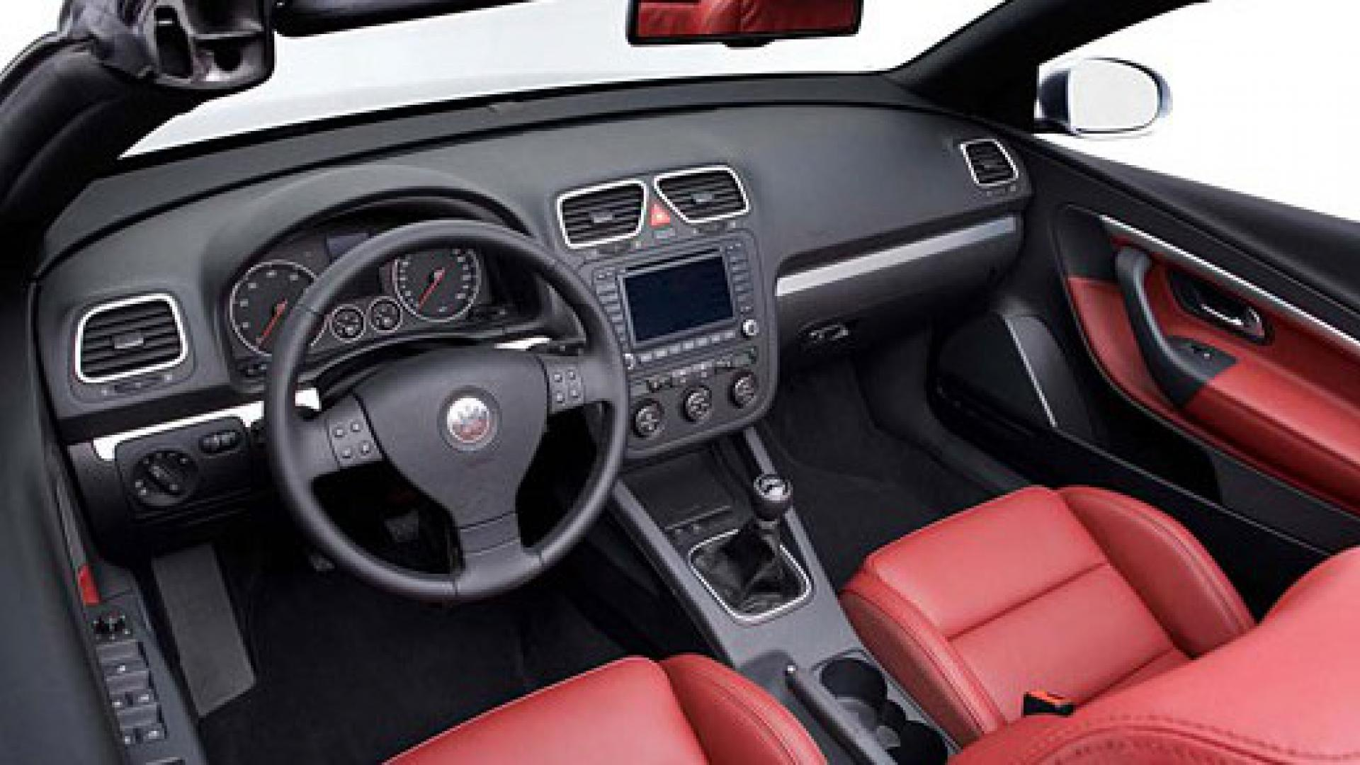 Interno Vw Eos