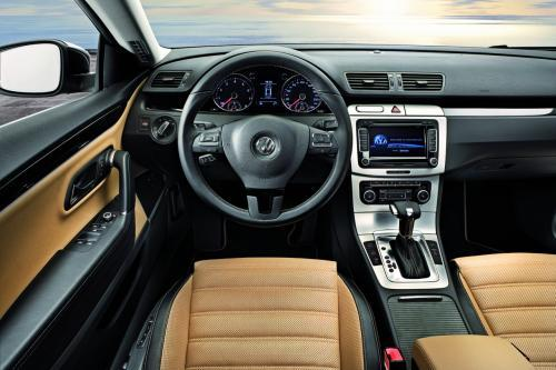 Interno Vw Passat CC