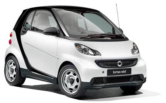 Fortwo 451